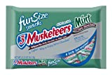3 Musketeers Dark Chocolate Mint Miniature, 9-Ounce Packages (Pack of 4)