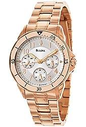 Bulova Bracelet Women's Quartz Watch 97N110