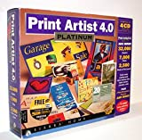Print Artist 4.0 Version PLATINUM