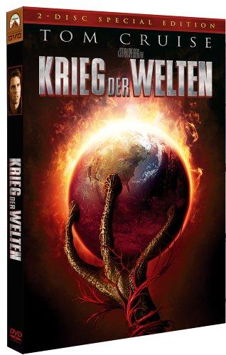 Krieg der Welten (Special Edition, 2 DVDs)