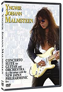 Concerto Suite for Electric Guitar & Orchestra [DVD] [2005] [Region 1] [US Import] [NTSC]