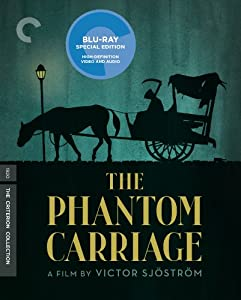 Phantom Carriage, The (Criterion) (Blu-Ray)