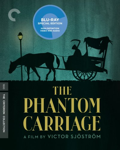 The Phantom Carriage (The Criterion Collection) [Blu-ray]