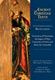 Latin Commentaries on Revelation (Ancient Christian Texts)