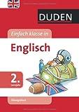 Duden - Einfach klasse in Englisch 2. Lernjahr. Übungsblock