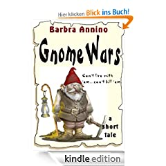 Gnome Wars (Adventures of the Fae Realm)