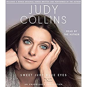 Sweet Judy Blue Eyes Audiobook