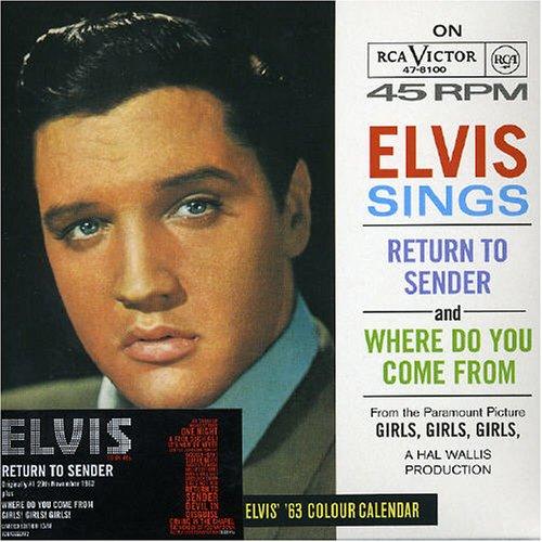 Elvis Presley - Through the years 12-Return to sender (Jun