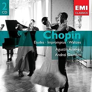 Waltzes/Impromptus/Etudes