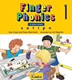 Finger Phonics 1: In Print Letters (1844141454) by Lloyd, Sue