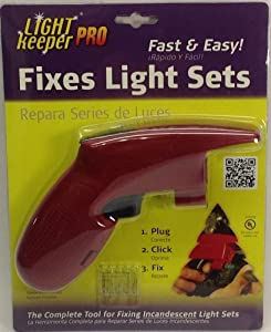 Light Keeper Pro-The Complete Tool For Fixing Your Christmas Lights ...