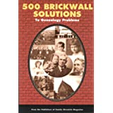 500 Brickwall Solutions to Genealogy Problems ~ .