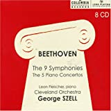 Beethoven: The 9 Symphonies; The 5 Piano Concertos [Box Set]
