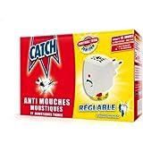 Catch - 20016 - Diffuseur Electrique - Contrôle Total - Mouches et Moustiques