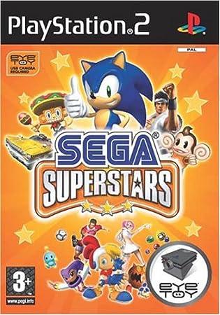 SEGA Superstars - Juego