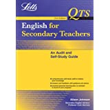Letts QTS - QTS: English for Secondary Teachers: An Audit and Self Study Guide (QTS: Audit & Self-Study Guides)by Alison Johnson