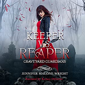 Keeper vs. Reaper Audiobook