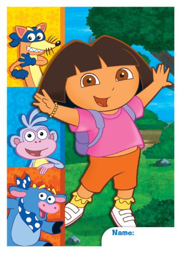 Dora and Friends Treat Bag - 8 Count - 1
