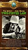 echange, troc Two Fisted Law [VHS] [Import USA]