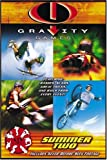 The Gravity Games - Summer Two (Freestyle Motocross, Thrills and Spills, Bikes, Skateboarding)
