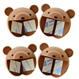 Bear Baby Home Infant Corner Cushions Balls Toddler Proofing Guard Set of 4