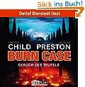 Burn Case - Geruch des Teufels: gek�rzte Romanfassung