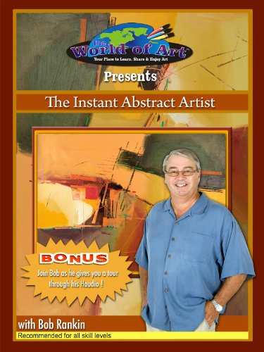 The Instant Abstract Artist
