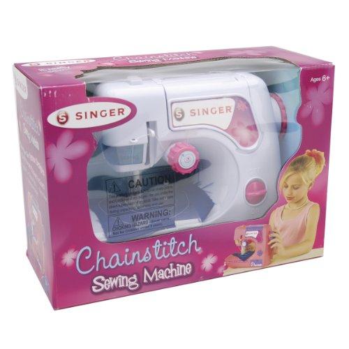 Singer Chainstitch Sewing Machine, Battery Operated (Sewing Machine Battery Operated compare prices)