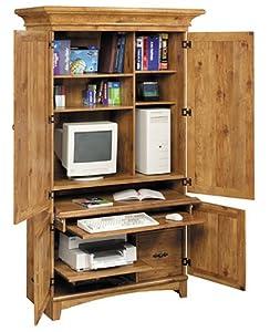 Computer Armoires amp Hutches  Amazoncom