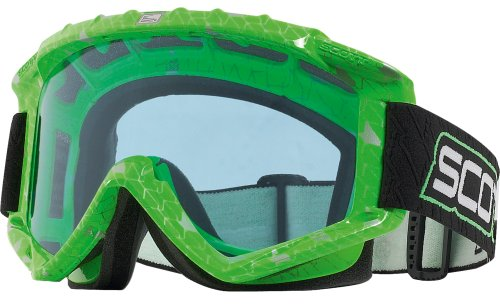 Scott Uni Skibrille 89Xi, yellow