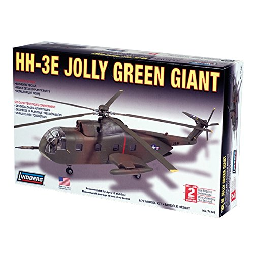 Lindberg 1:72 scale HH-3E Jolly Green Giant - 1