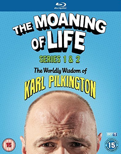 The Moaning of Life - Series 1-2 [Blu-ray]