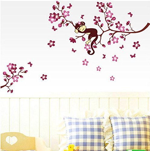 Monkey Themed Bedroom front-505478