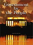 Government by the People, Basic Version, 20th Edition (0131101722) by Burns, James MacGregor