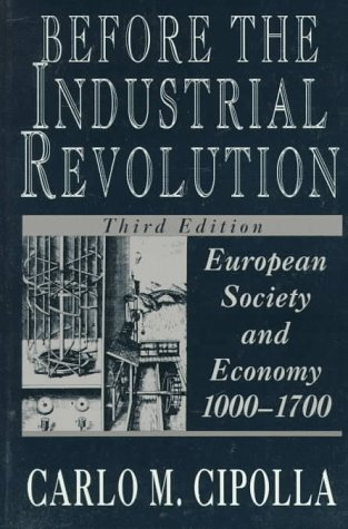 Get Before the Industrial Revolution: European Society and Economy,
