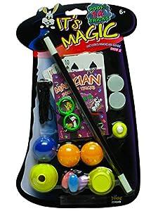 It's Magic! - Magic Kit With Wand, Instructions, 14 Tricks