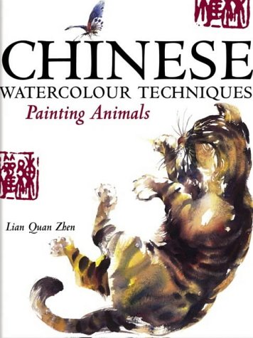 Chinese Watercolour Techniques: Painting Animals