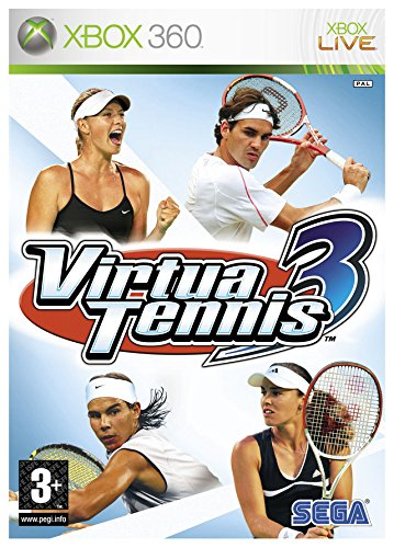 Virtua Tennis 3 - Xbox 360 - 1