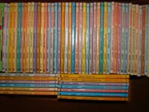 Near Complete Set 1-81 Boxcar Children Books