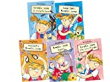 Enid Blyton Amelia Jane Collection Set, 5 Books, RRP £24.95 (Naughty Amelia Jane!; Amelia Jane is Naughty Again!; Amelia Jane Gets Into Trouble; Amelia Jane Again!; Good Idea Amelia Jane!) (Amelia Jane)