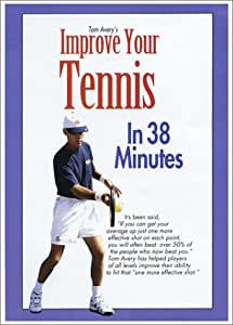 Improve Your Tennis In 38 Minutes