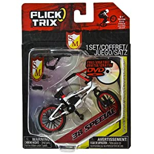 38 Special [White] by S & M American Bicycle: Flick Trix ~4