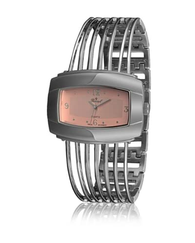 Bassel Reloj con movimiento cuarzo suizo 60101P Plateado 30  mm