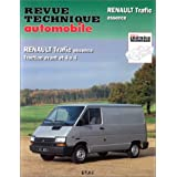 Renault trafic - traction avant, moteurs essencepar collectif