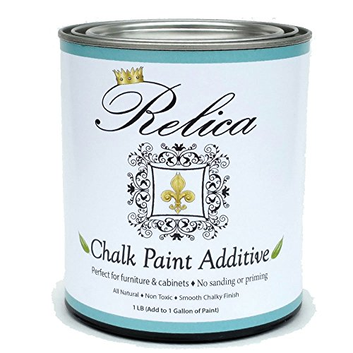 chalk-paint-mix-by-relica-with-quart-can-for-mixing-1-lb-to-mix-with-1-gallon-of-the-paint-of-your-c