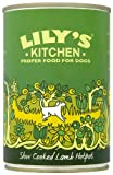 #4: Lily's Kitchen Slow Cooked Lamb Hotpot 400 g (Pack of 6)
