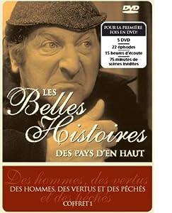 Belles histoires des pays d'en haut / Coffret 1 (5DVD)