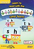 Learn To Read With The Alphablocks - Letter Teams Volume 3 [DVD]