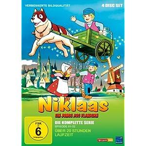 Niklaas, ein Junge aus Flandern (Gesamtbox) (4 Disc Set)