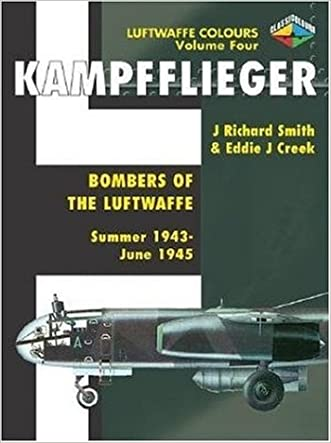 Kampfflieger Bombers Vol. 4 (Luftwaffe Colours)